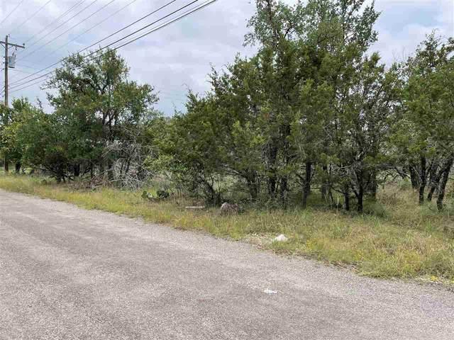 Lot 224 & 225 Sunset Ln, Burnet, TX 78611 (#156436) :: Zina & Co. Real Estate