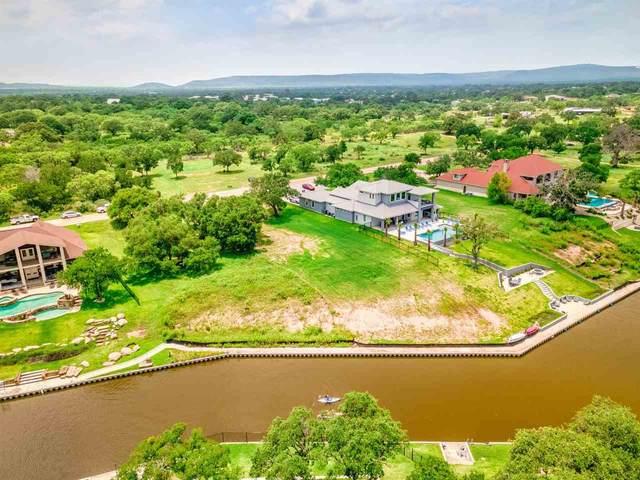 Lot 1 Lazy Oaks Ln, Kingsland, TX 78639 (#156438) :: Zina & Co. Real Estate