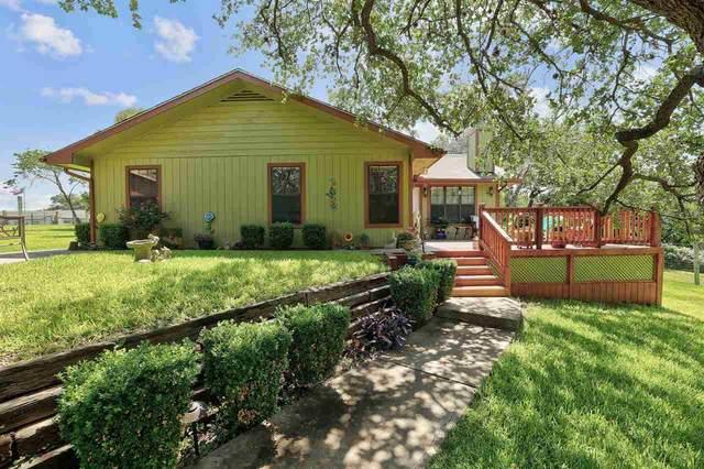 210 Red Bird W, Kingsland, TX 78639 (#156447) :: Zina & Co. Real Estate