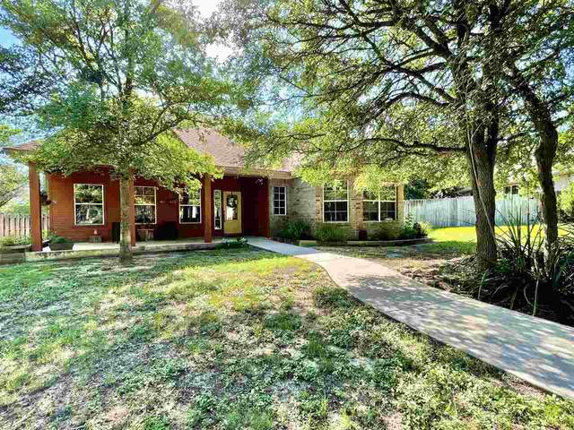 808 Woodland Park Drive, Marble Falls, TX 78654 (#156509) :: Realty Executives - Town & Country