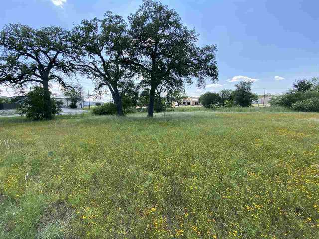 lot 4-A BLK 135 Ave U And Broadway, Marble Falls, TX 78654 (#156519) :: Realty Executives - Town & Country
