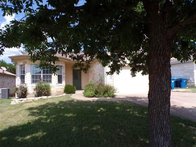 1313 Primrose, Marble Falls, TX 78654 (#156528) :: Realty Executives - Town & Country