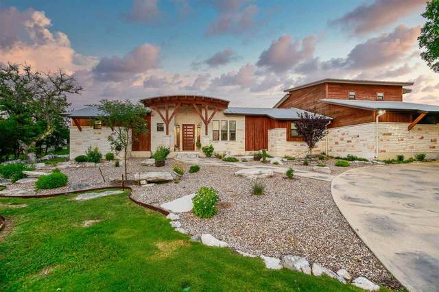 402 Capstone Dr Drive, Marble Falls, TX 78654 (#156534) :: Realty Executives - Town & Country