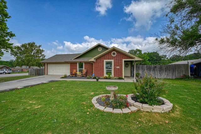 300 Julie Street, Burnet, TX 78611 (#156568) :: Zina & Co. Real Estate