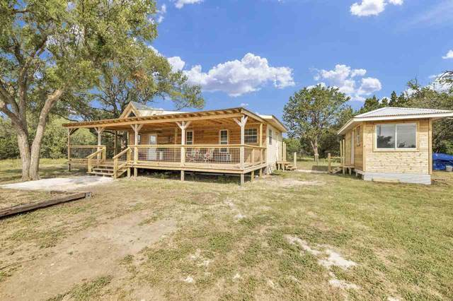124 Starhorn Road, Marble Falls, TX 78639 (#156579) :: Realty Executives - Town & Country
