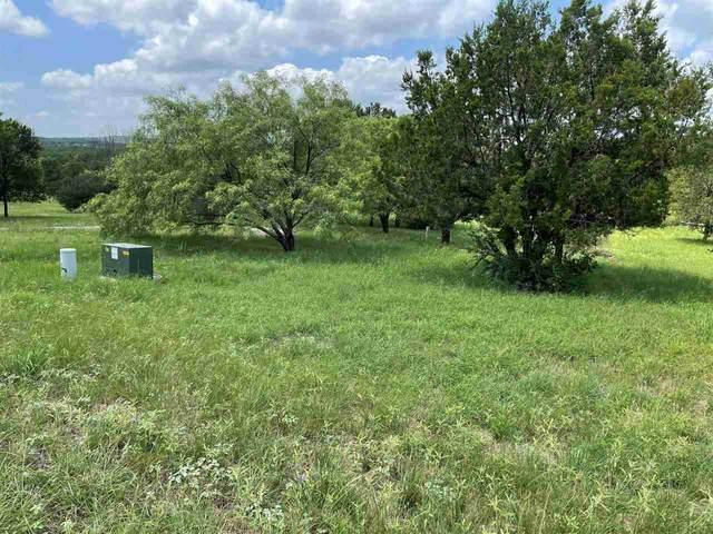 Lot W13002 Cats Eye, Horseshoe Bay, TX 78657 (#156590) :: Zina & Co. Real Estate