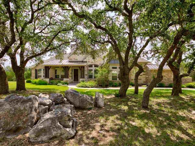 117 Foxwood Trail, Marble Falls, TX 78654 (#156601) :: Zina & Co. Real Estate