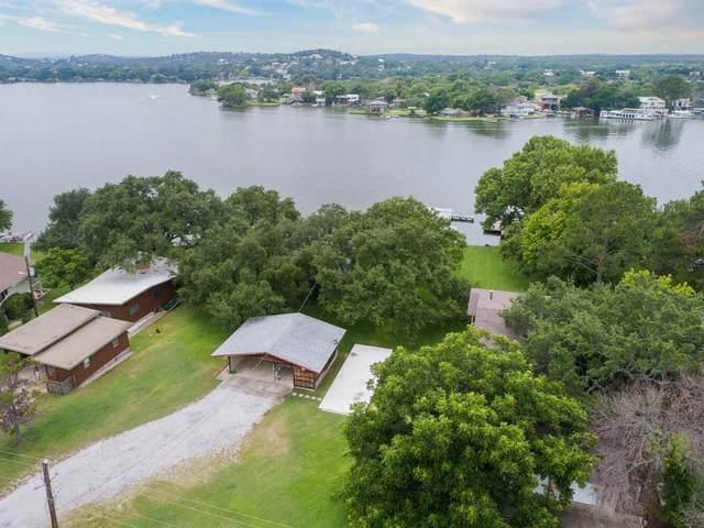 280 E Lakeshore Drive, Sunrise Beach, TX 78643 (#156605) :: Zina & Co. Real Estate