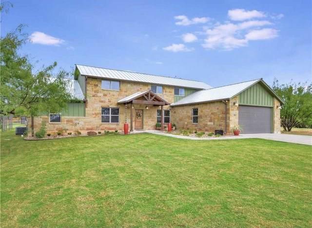 211 Sleepy Oaks Drive, Kingsland, TX 78639 (#156612) :: Zina & Co. Real Estate