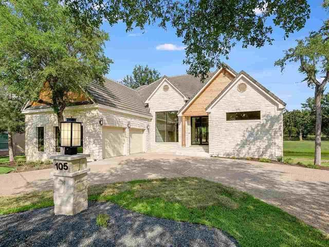105 Blue Ground, Horseshoe Bay, TX 78657 (#156617) :: Zina & Co. Real Estate