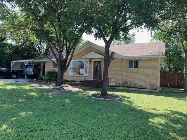 1001 Avenue E, Marble Falls, TX 78654 (#156976) :: Zina & Co. Real Estate