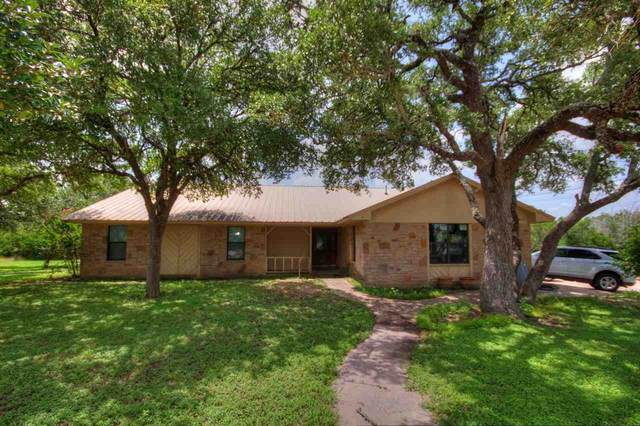 401 & 403 Possum Trot W, Burnet, TX 78611 (#156977) :: Realty Executives - Town & Country