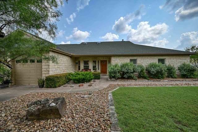 945 Wesley Ridge Drive, Spicewood, TX 78669 (MLS #157008) :: The Curtis Team