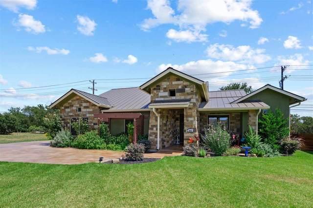 803 Lacey Oak Circle, Marble Falls, TX 78654 (MLS #157010) :: The Curtis Team