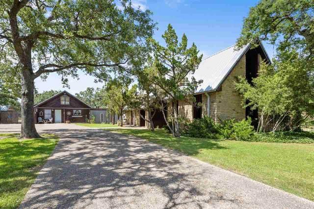 814 Paseo De Vaca, Marble Falls, TX 78654 (#157013) :: Zina & Co. Real Estate