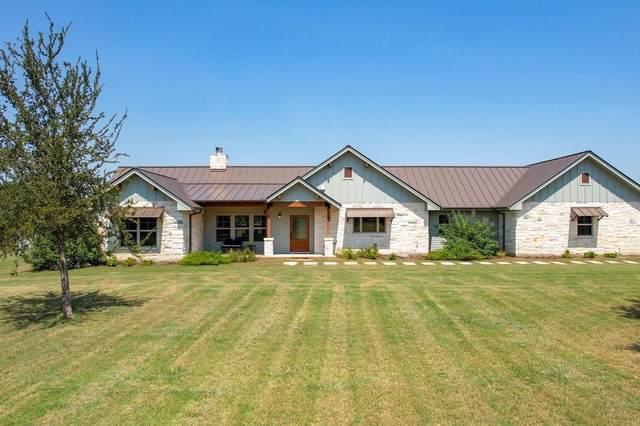 101 Park Trail Drive, Marble Falls, TX 78654 (#157580) :: Zina & Co. Real Estate
