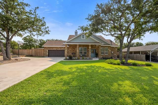 1206 Skyline Dr, Kingsland, TX 78639 (#157600) :: Zina & Co. Real Estate
