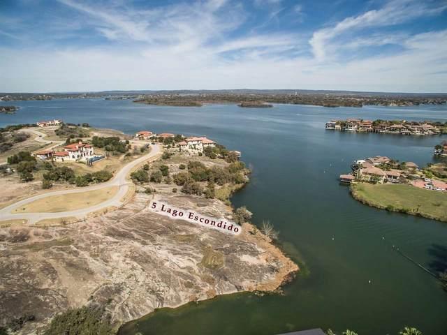 1217 Apache Tears, Horseshoe Bay, TX 78657 (#157634) :: Zina & Co. Real Estate