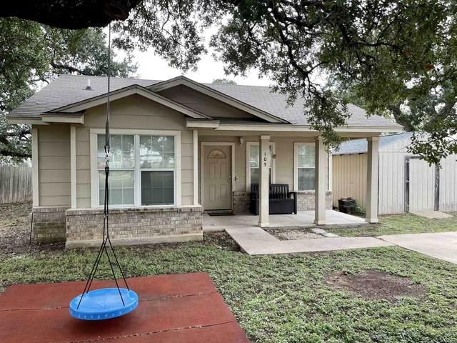 105 Huge Oak Road, Bertram, TX 78605 (MLS #157916) :: The Curtis Team