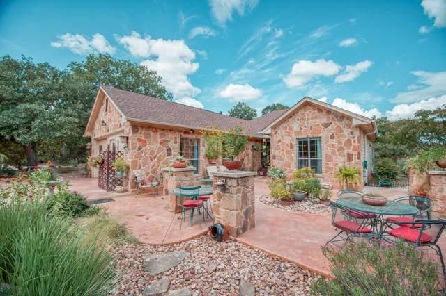 800 Creek Lane, Marble Falls, TX 78654 (MLS #157929) :: The Lugo Group