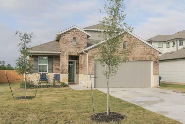 412 Dove Trail, Bertram, TX 78605 (MLS #157944) :: The Curtis Team