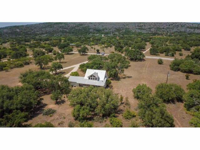 303 Mill Creek Road, Kingsland, TX 78639 (#145364) :: The ZinaSells Group