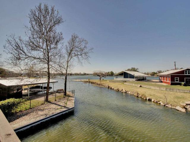 1506 Hill Top Drive, Granite Shoals, TX 78654 (#147222) :: Zina & Co. Real Estate