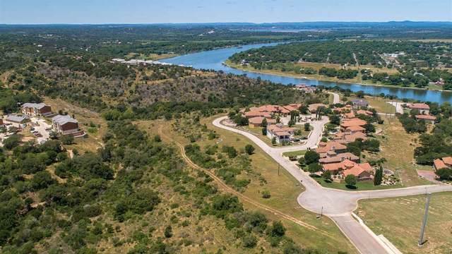 Lot 1 Bendito Way Drive, Marble Falls, TX 78654 (#152116) :: Zina & Co. Real Estate