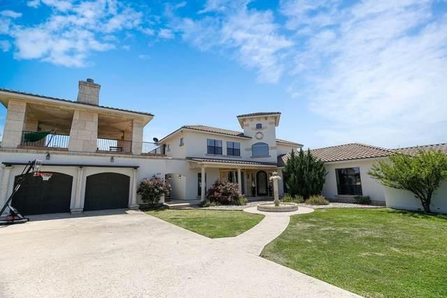 409 Cielo Circle, Marble Falls, TX 78654 (#152308) :: Zina & Co. Real Estate