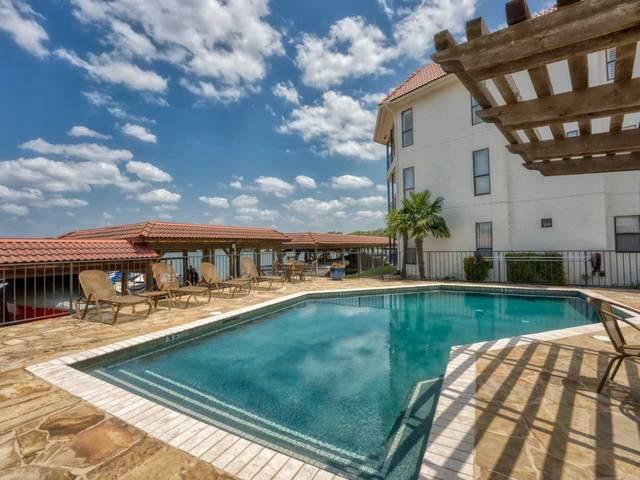 2513 Diagonal #K, Horseshoe Bay, TX 78657 (#152363) :: Zina & Co. Real Estate