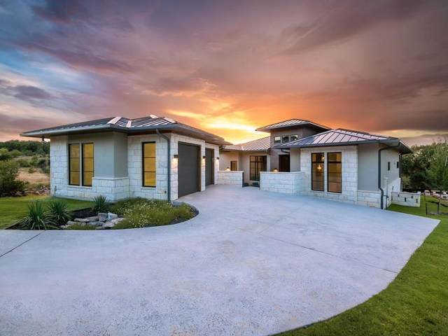 116 Nattie Woods, Horseshoe Bay, TX 78657 (#152454) :: Zina & Co. Real Estate