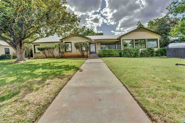 1005 Wright Street, Llano, TX 78643 (#152564) :: Zina & Co. Real Estate