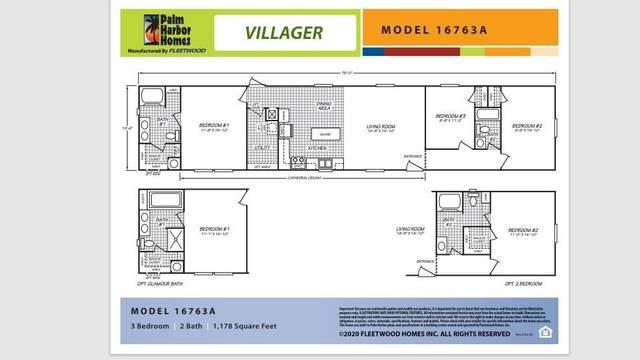 1505 Moore Street, Llano, TX 78643 (#153016) :: Zina & Co. Real Estate