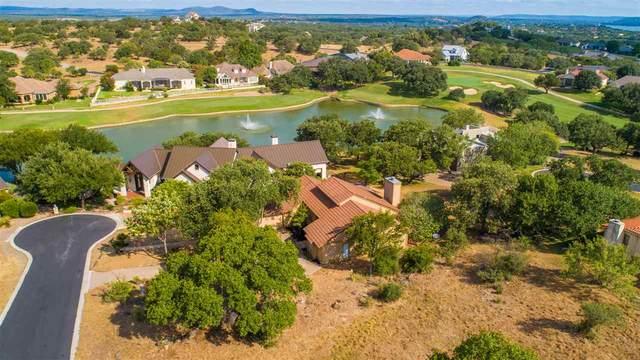112 Comanche Agate, Horseshoe Bay, TX 78657 (#153157) :: Zina & Co. Real Estate