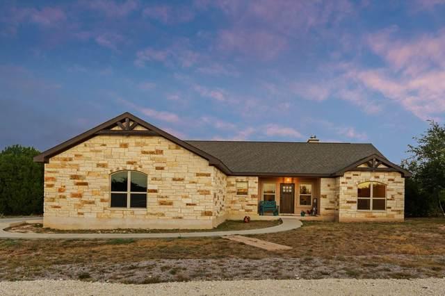 180 Boushka Drive, Burnet, TX 78611 (#153280) :: Realty Executives - Town & Country
