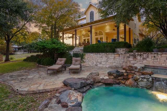 814 Sunrise Lane, Sunrise Beach, TX 78743 (#154071) :: Realty Executives - Town & Country