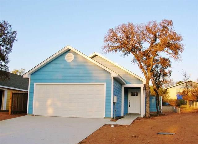 128 Oak Park, Kingsland, TX 78639 (#154144) :: Zina & Co. Real Estate