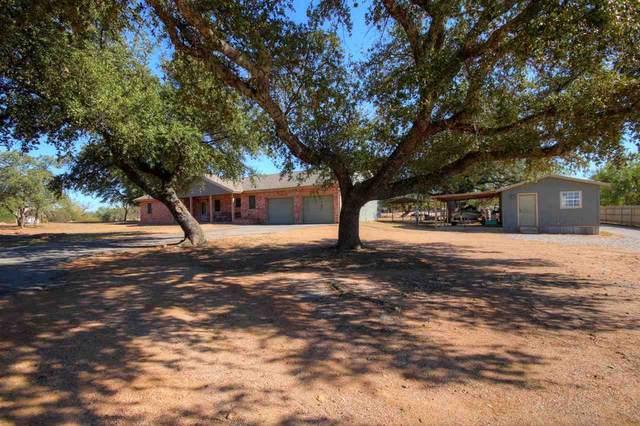 9608 Ranch Road 1431, Buchanan Dam, TX 78609 (#154194) :: Zina & Co. Real Estate