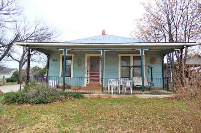 306 Wallace W, Llano, TX 78643 (#154564) :: Realty Executives - Town & Country