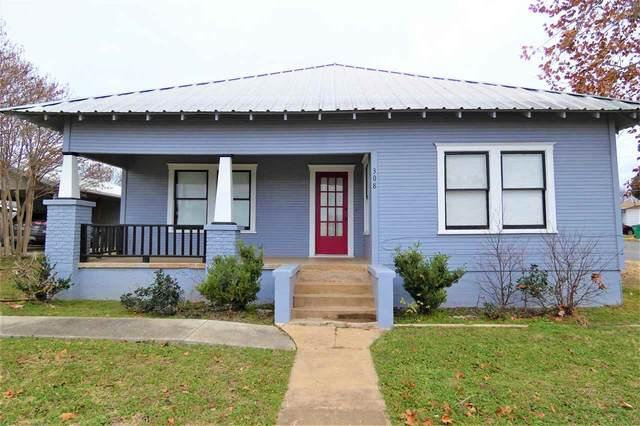 308 Wallace W, Llano, TX 78643 (#154565) :: Realty Executives - Town & Country