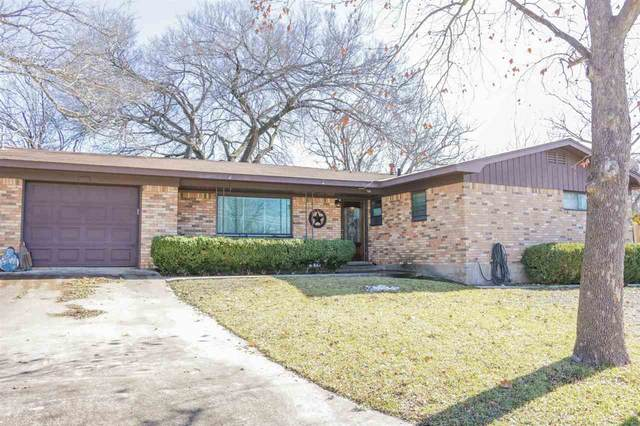 709 Lewis Dr, Burnet, TX 78611 (#154588) :: Realty Executives - Town & Country