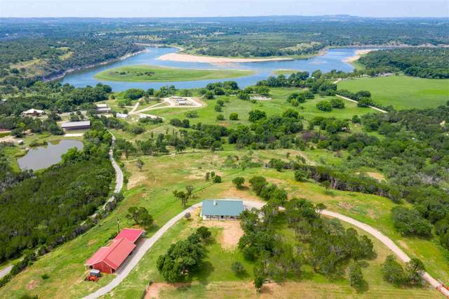 1560 County Road 344 Road, Marble Falls, TX 78654 (#154691) :: Zina & Co. Real Estate