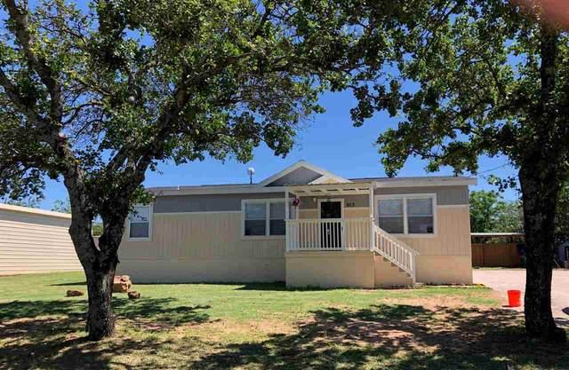 913 Iroquois Drive, Burnet, TX 78611 (MLS #155988) :: The Curtis Team