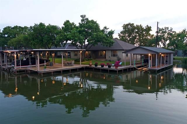 900 Impala Isle Drive, Granite Shoals, TX 78654 (#153931) :: Realty Executives - Town & Country