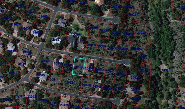 LOT 24104 Fallow, Horseshoe Bay, TX 78657 (#156200) :: Zina & Co. Real Estate