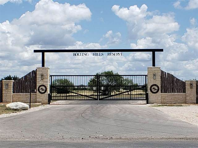 Lot 47 Longview Dr, Burnet, TX 78611 (#152588) :: Realty Executives - Town & Country