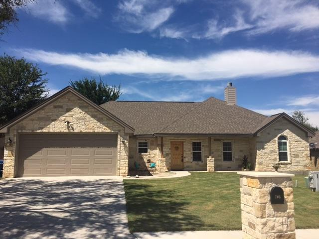 705 Woodland Park Drive, Marble Falls, TX 78654 (#140561) :: The ZinaSells Group