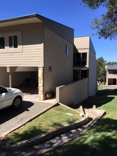 306 Out Yonder Unit #166 Street, Horseshoe Bay, TX 78657 (#141840) :: The ZinaSells Group