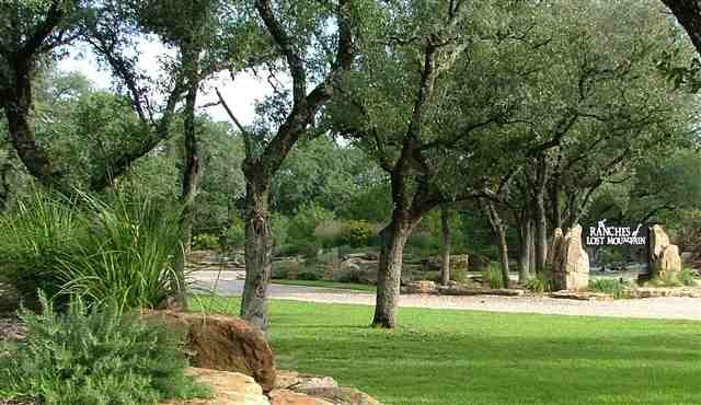 Lot 12A The Ranches Of Lost Mountain, Burnet, TX 78611 (#143433) :: The ZinaSells Group