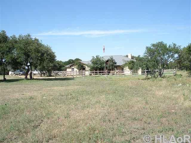 500 Painted Horse Trail, Burnet, TX 78611 (#144240) :: The ZinaSells Group